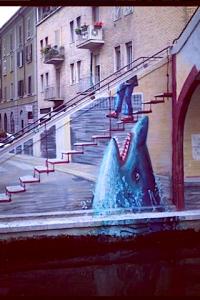 La street art invade i Navigli, ecco i 7 murales che non potete perdervi
