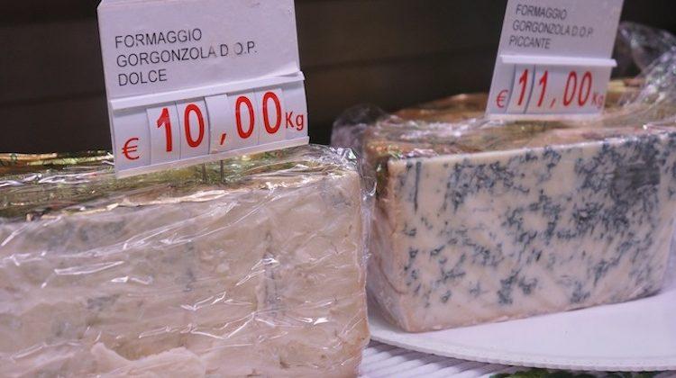Il gorgonzola che inganna, perché si chiama piccante?