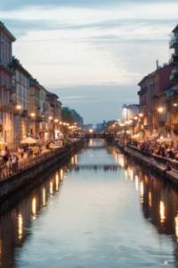 Puntare sui Navigli per il turismo, ecco come far volare  Milano