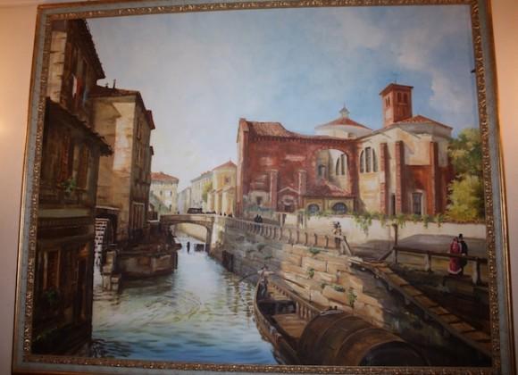 Naviglio di via San Marco
