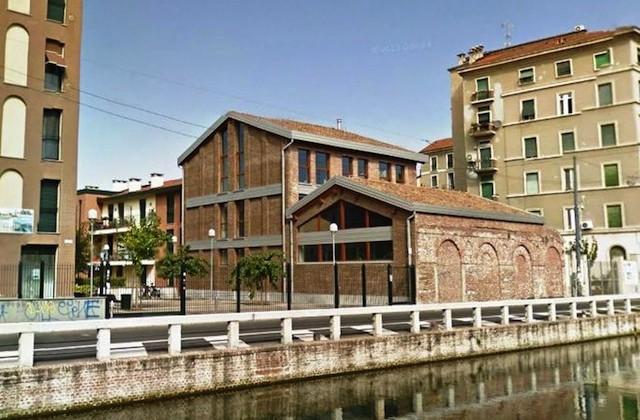 Ex fornace sul Naviglio Pavese, la memoria industriale di Milano