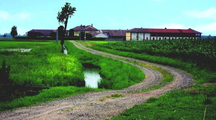 In bici tra le cascine e i fontanili, dal Naviglio Grande al Pavese