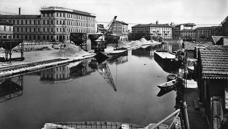 Darsena, viaggio nel tempo alla riscoperta del porto di Milano