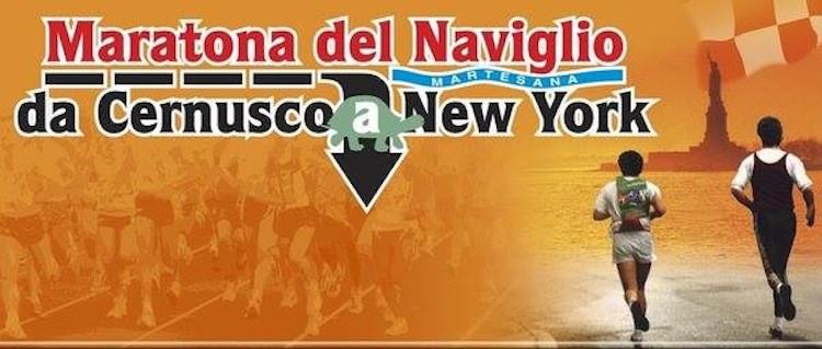 1/2 Maratona del Naviglio, chi corre sulla Martesana vola a NY