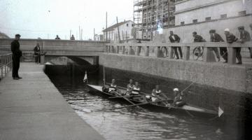 Dai Navigli al Mar Adriatico, le imprese dei canottieri di Milano