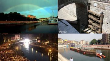 Navigli di Milano, i 7 momenti da ricordare del 2015